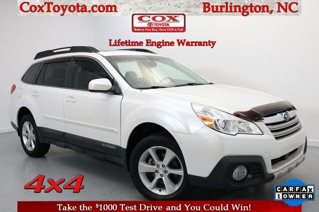 2013 Subaru Outback 2.5i Burlington NC