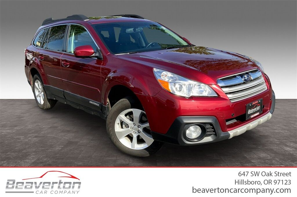 2013 Subaru Outback 2.5i OR