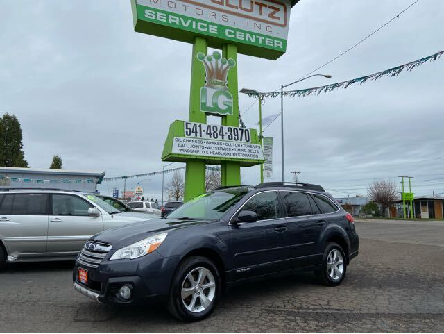 2013 Subaru Outback 2.5i Limited Eugene OR