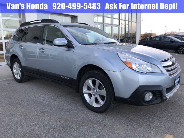 2013 Subaru Outback 2.5i Limited Green Bay WI