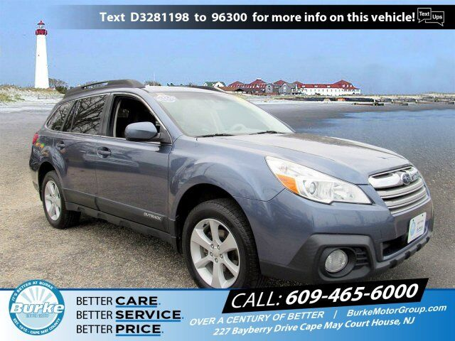 2013 Subaru Outback 2.5i Premium South Jersey NJ