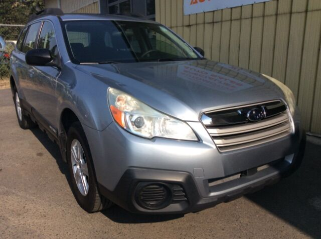2013 Subaru Outback 2.5i Spokane WA