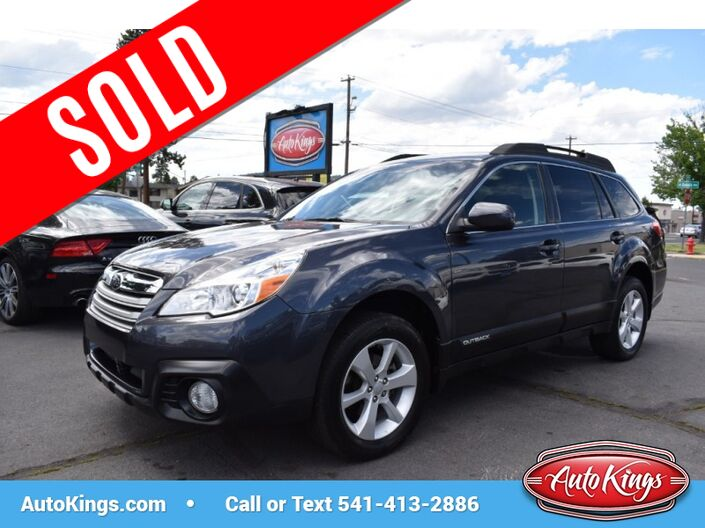 2013 Subaru Outback Wagon Premium Bend OR