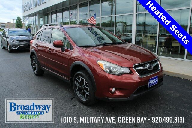 2013 Subaru XV Crosstrek 2.0i Limited Green Bay WI