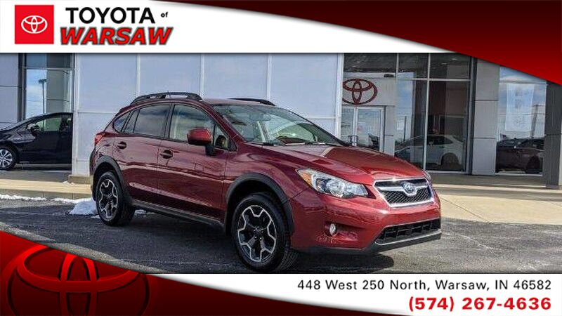2013 Subaru XV Crosstrek Limited Warsaw IN