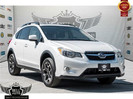 2013 Subaru XV Crosstrek TOURING PKG SUNROOF BLUETOOTH CONNECTIVITY AWD Toronto ON