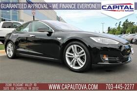 2013_TESLA_MODEL S__ Chantilly VA
