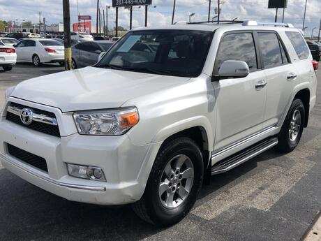 2013 TOYOTA 4RUNNER  Houston TX