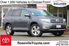 2013_TOYOTA_Highlander_2WD LTD_ Roseville CA