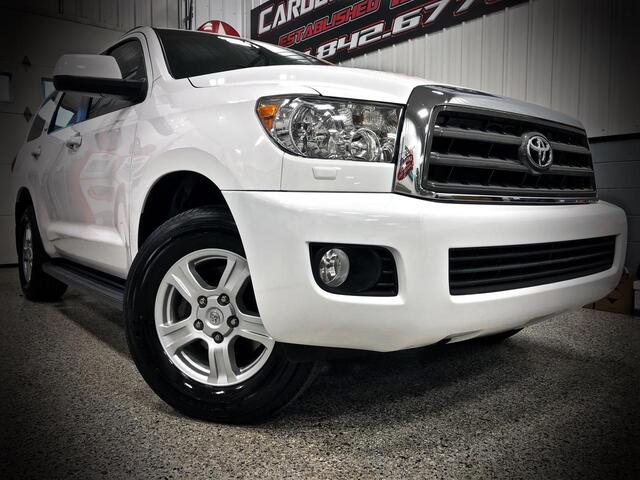 2013_TOYOTA_SEQUOIA_SR5_ Bridgeport WV