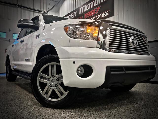 2013_TOYOTA_TUNDRA CREWMAX 4X4_LIMITED_ Bridgeport WV