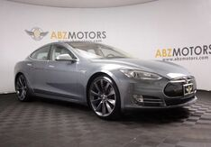 2013_Tesla_Model S__ Houston TX