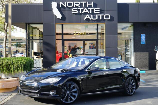 2013_Tesla_Model S__ Walnut Creek CA