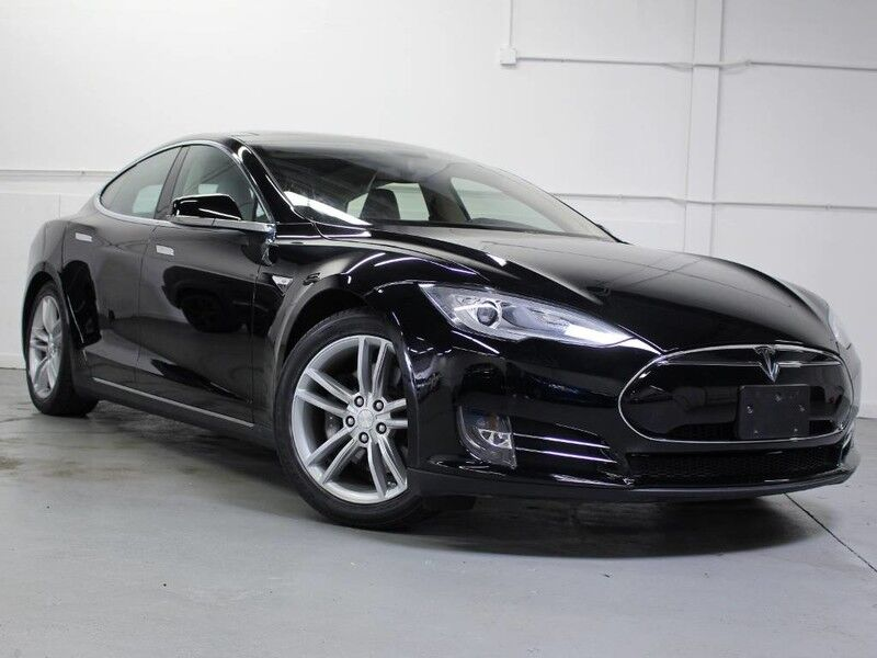 2013 Tesla Model S 1 OWNER 60 Pano Roof Air Suspension Tech Package