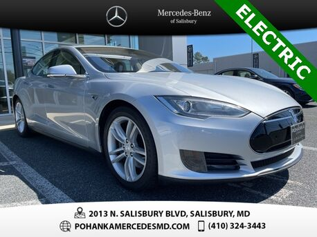 2013_Tesla_Model S_60  ** ELECTRIC ** NAVIGATION & LEATHER **_ Salisbury MD