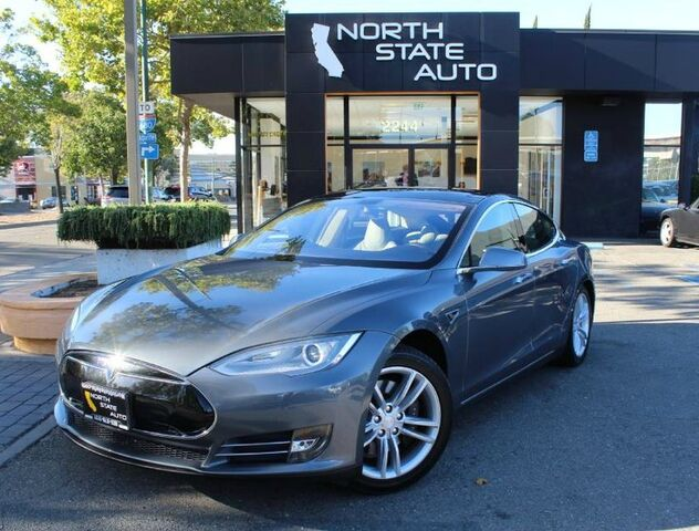 2013_Tesla_Model S_85_ Walnut Creek CA