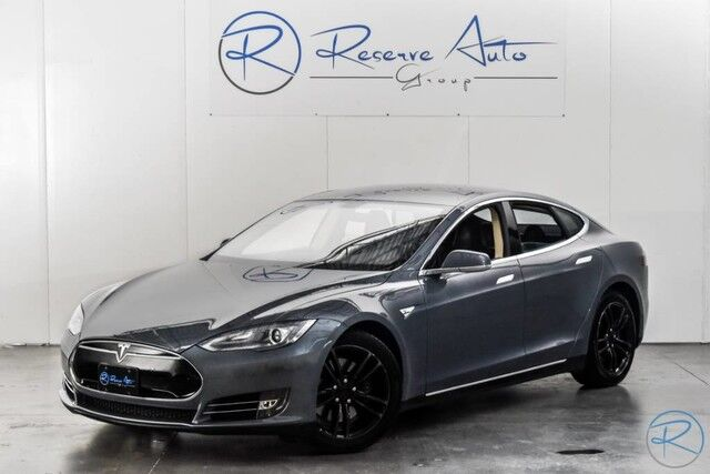 2013 Tesla Model S 85 kWh Battery The Colony TX