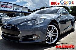 Tesla Model S Base 4dr Liftback (85 kWh) 2013