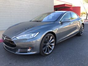 Tesla Model S P85+ Performance 2013