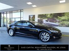 2013_Tesla_Model S_P85_ Raleigh NC