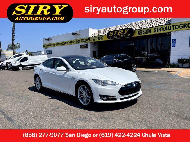 2013 Tesla Model S P85 San Diego CA