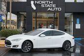 2013 Tesla Model S Performance +