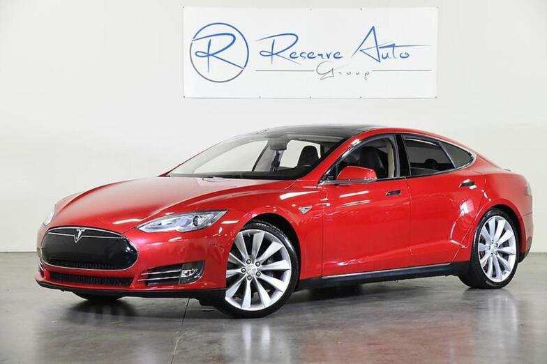 2013 Tesla Model S Performance AirSuspension Pano Roof Tech Pkg The Colony TX