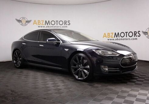 2013 Tesla Model S Performance Houston TX