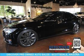 2013_Tesla_Model S_Performance P85 EV Sedan 4D_ Scottsdale AZ