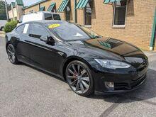 2013_Tesla_Model S_Performance P85_ Knoxville TN