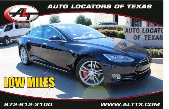 2013 Tesla Model S Performance Plano TX