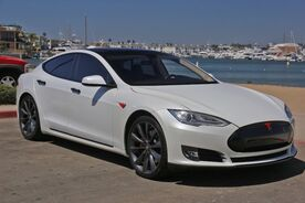 2013_Tesla_Model S_Performance Plus_ Newport Beach CA