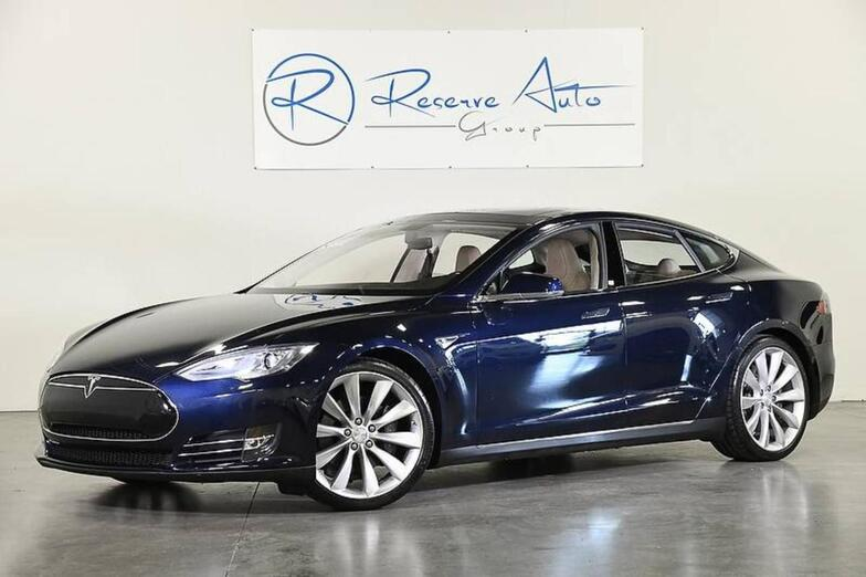 2013 Tesla Model S Performance Plus Supercharging Tech Pkg PanoRoof The Colony TX