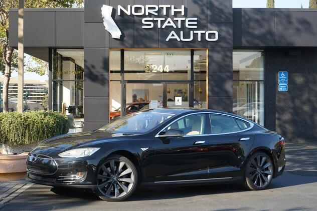 2013_Tesla_Model S_Performance_ Walnut Creek CA