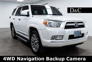 2013_Toyota_4Runner_Limited 4WD 3rd Row Navigation Backup Camera_ Portland OR