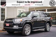 2013 Toyota 4Runner Limited