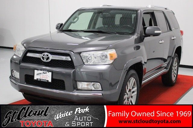 2013 Toyota 4Runner Limited Waite Park MN