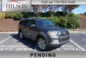 2013 Toyota 4Runner Limited w/3rd Row Seating