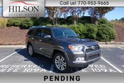 2013_Toyota_4Runner_Limited w/3rd Row Seating_ Marietta GA