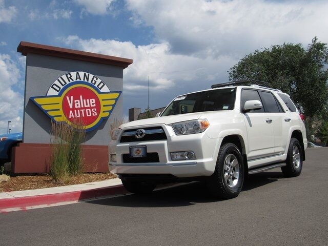 2013 Toyota 4Runner SR5 Durango CO