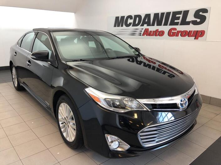 2013 Toyota Avalon Hybrid Limited Columbia SC