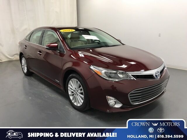 2013 Toyota Avalon Hybrid Limited Holland MI