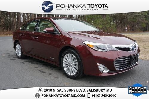 2013_Toyota_Avalon Hybrid_Limited_ Salisbury MD
