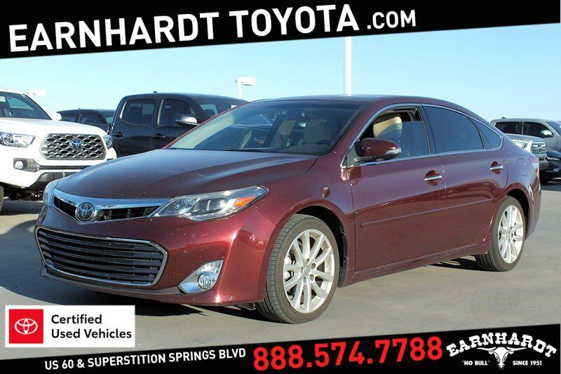 2013 Toyota Avalon Limited *WELL MAINTAINED!*