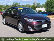 2013 Toyota Avalon XLE Premium South Burlington VT