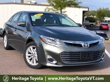 2013 Toyota Avalon XLE South Burlington VT