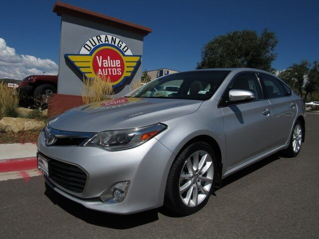 2013 Toyota Avalon XLE Touring Durango CO