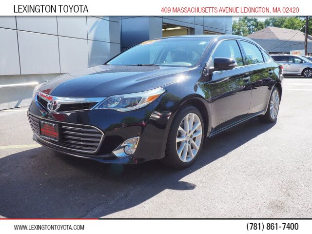 2013 Toyota Avalon XLE Touring Lexington MA