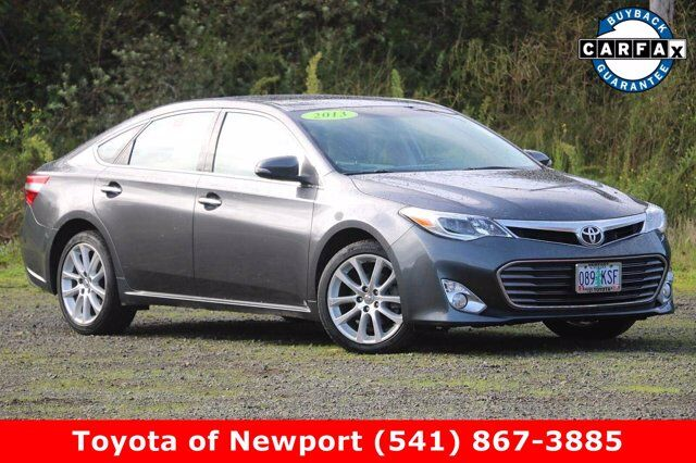 2013 Toyota Avalon XLE Touring Newport OR