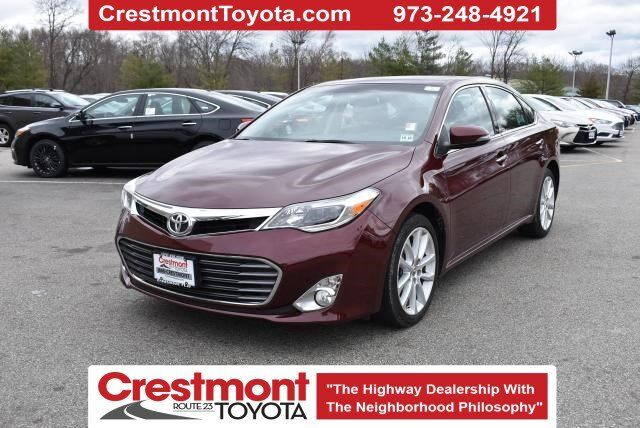 2013 Toyota Avalon XLE Touring Pompton Plains NJ
